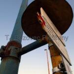 TIM Hlohovec detail na koroziu smerovky
